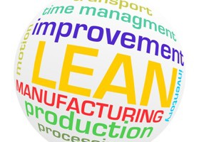 Applying lean process improvement to service industries