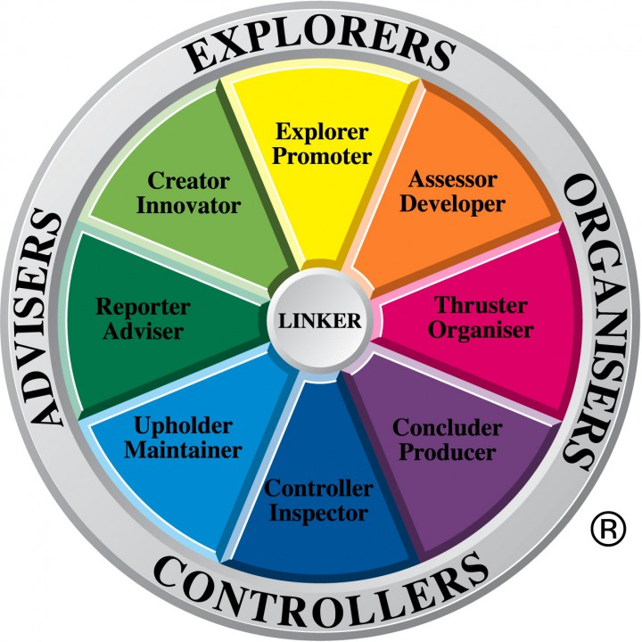 Team Management Profile Wheel (TMP) - Ancora Learning